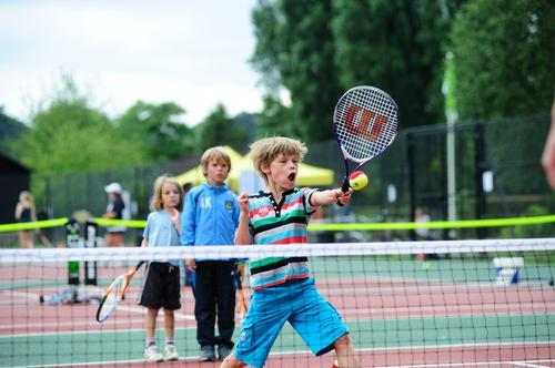 LTA makes biggest-ever investment in grassroots tennis facilities