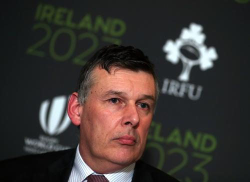 High-performance facility being built for Irish rugby