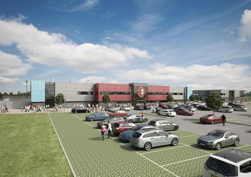 Hastings United's £70m stadium complex plan up and running