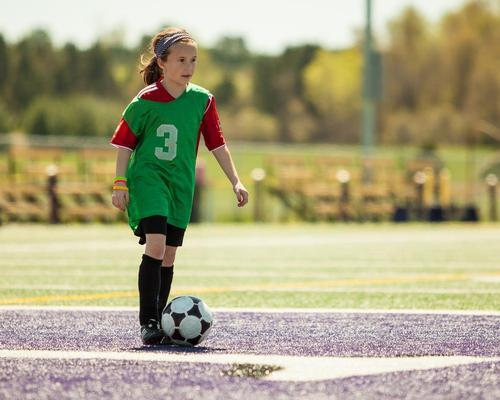 Positive shift in parents' attitudes sees more girls take up football