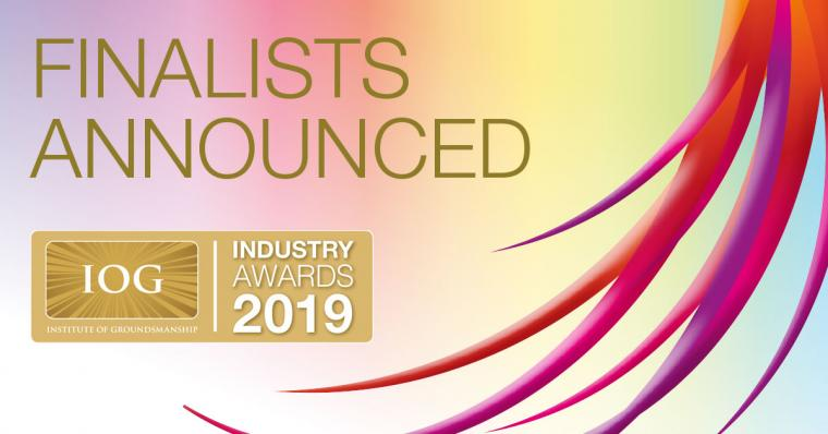 Finalists announced for IOG Industry Awards 2019