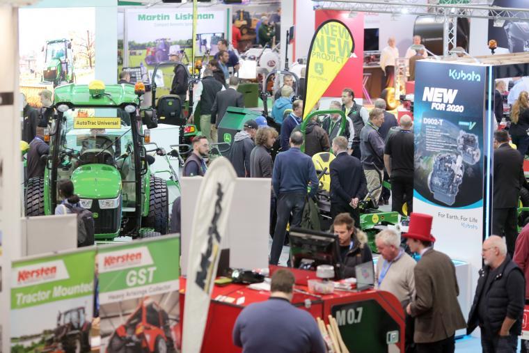 Exhibitors praise SALTEX as excellent marketing platform