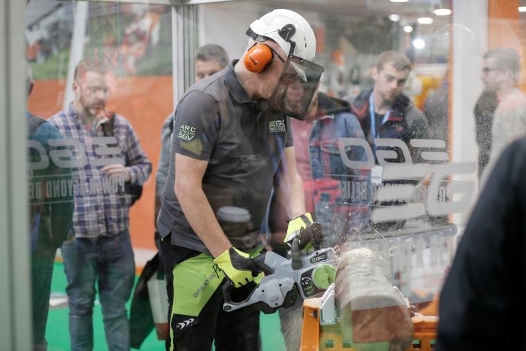 More indoor demonstrations planned for SALTEX 2020