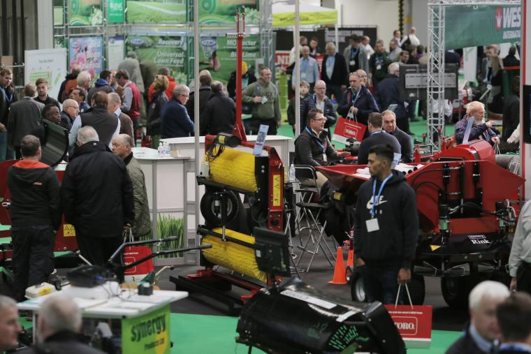 It's official - SALTEX is shaping the future of groundscare