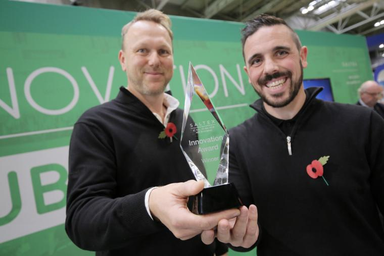 SALTEX Innovation Award Returns for 2019