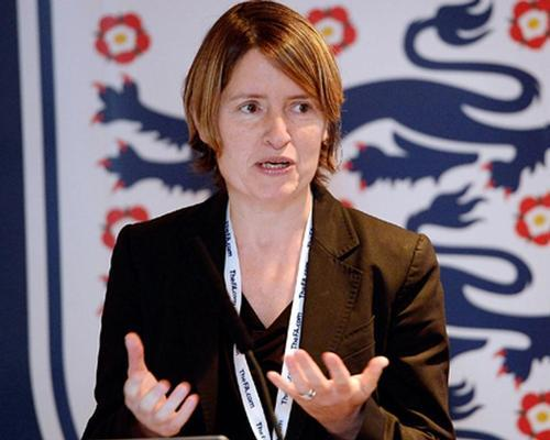 Kelly Simmons said that 30,000 people responded to the FA's pitch provision survey in January