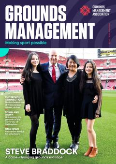 Grounds Management Front Cover