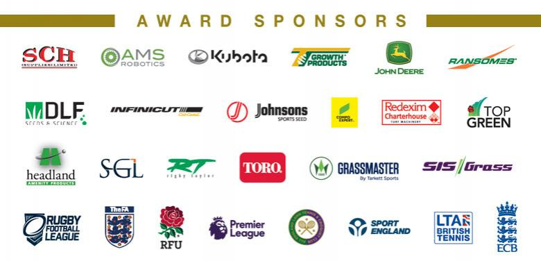 Thank you to GMA Industry Awards 2019 Sponsors