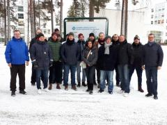 IOG host training course in Finland