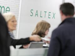 Get ready to register for free SALTEX entry
