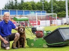 Stirling Albion win title for best pitch in Scotland