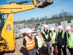 Boost for grassroots football after council bags cash grant for new community hub