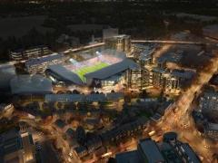 Premier League-chasing Brentford FC revises stadium plans