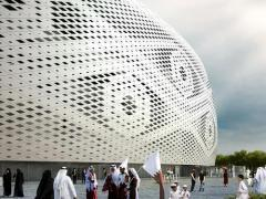 Design unveiled for Qatar 2022 World Cup stadium inspired by Arabian cap